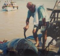 Antonio Carlos Oliveira da Fonseca – Pesca tradicional em Conceição da Barra: Os impactos da atuação de empresas de pesca na região