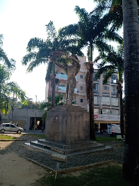 Raniely Lovo Boni – Praça do Colono