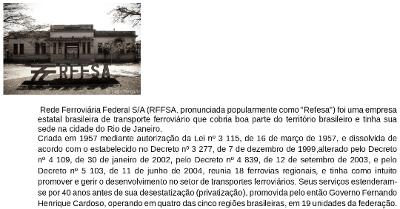 Heryck Tarso Oliveira – Patrimônio Ferroviário