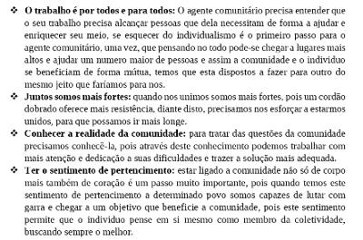 Josenilda Alves dos Santos – Agente Comunitário Envolvido no Coletivo