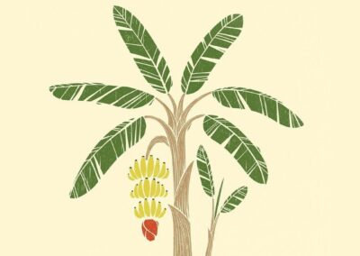 Bárbara Florencio – Salve a Bananeira