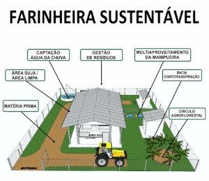 Emanoel Alacrino Nascimento – O trabalho consiste no cultivo sustentável , onde plantamos o nosso alimento e preservamos a natureza